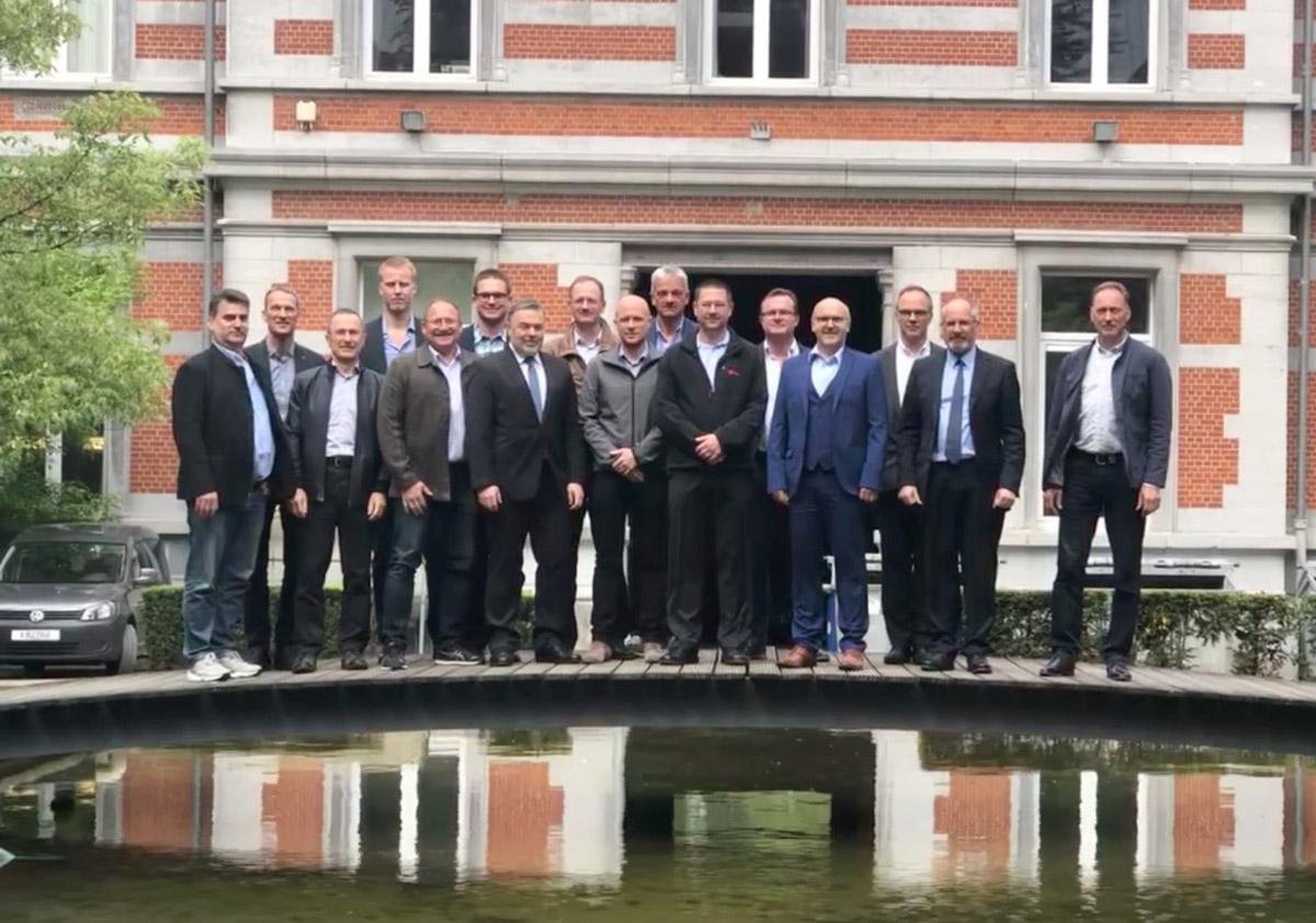 39. VPAM-Sitzung in Brüssel 2018