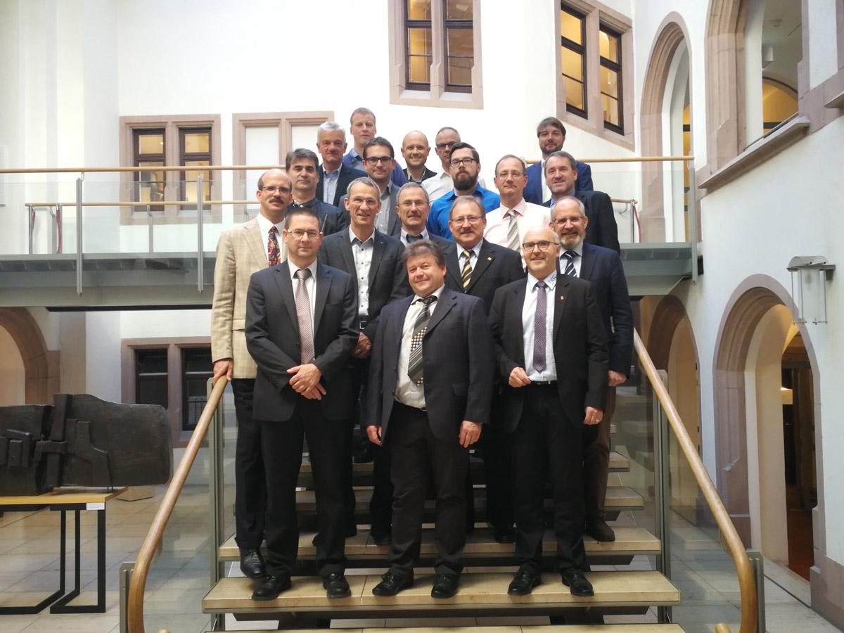 40. VPAM-Sitzung in Ulm 2018
