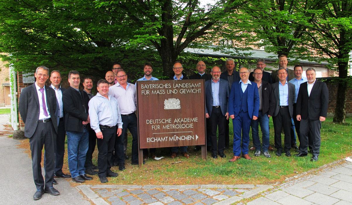41. VPAM-Sitzung in München 2019